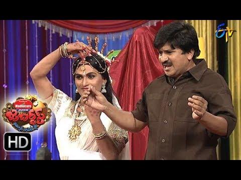 Rocket Raghava Performance | Jabardsth | 21st September 2017| ETV  Telugu