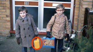 видео: Когда сын попросил еды в школу, мама пришла в ужас. Она не спала всю ночь...