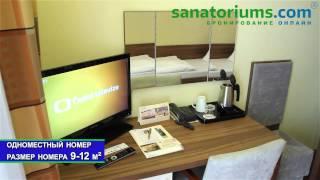 видео одноместный номер в отеле