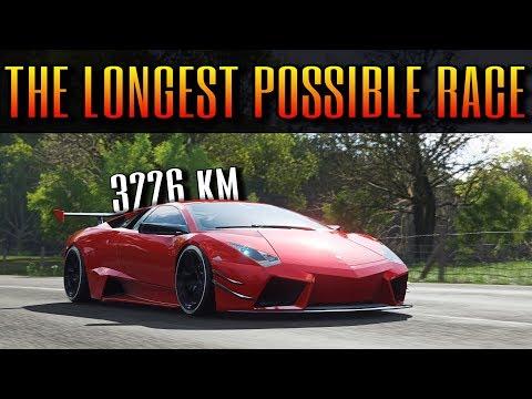 50 Laps of Prometheus in Forza Horizon 4 | Longest Possible Race over 2000 miles thumbnail