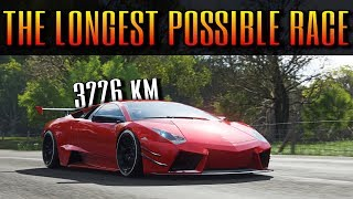50 Laps of Prometheus in Forza Horizon 4 | Longest Possible Race over 2000 miles
