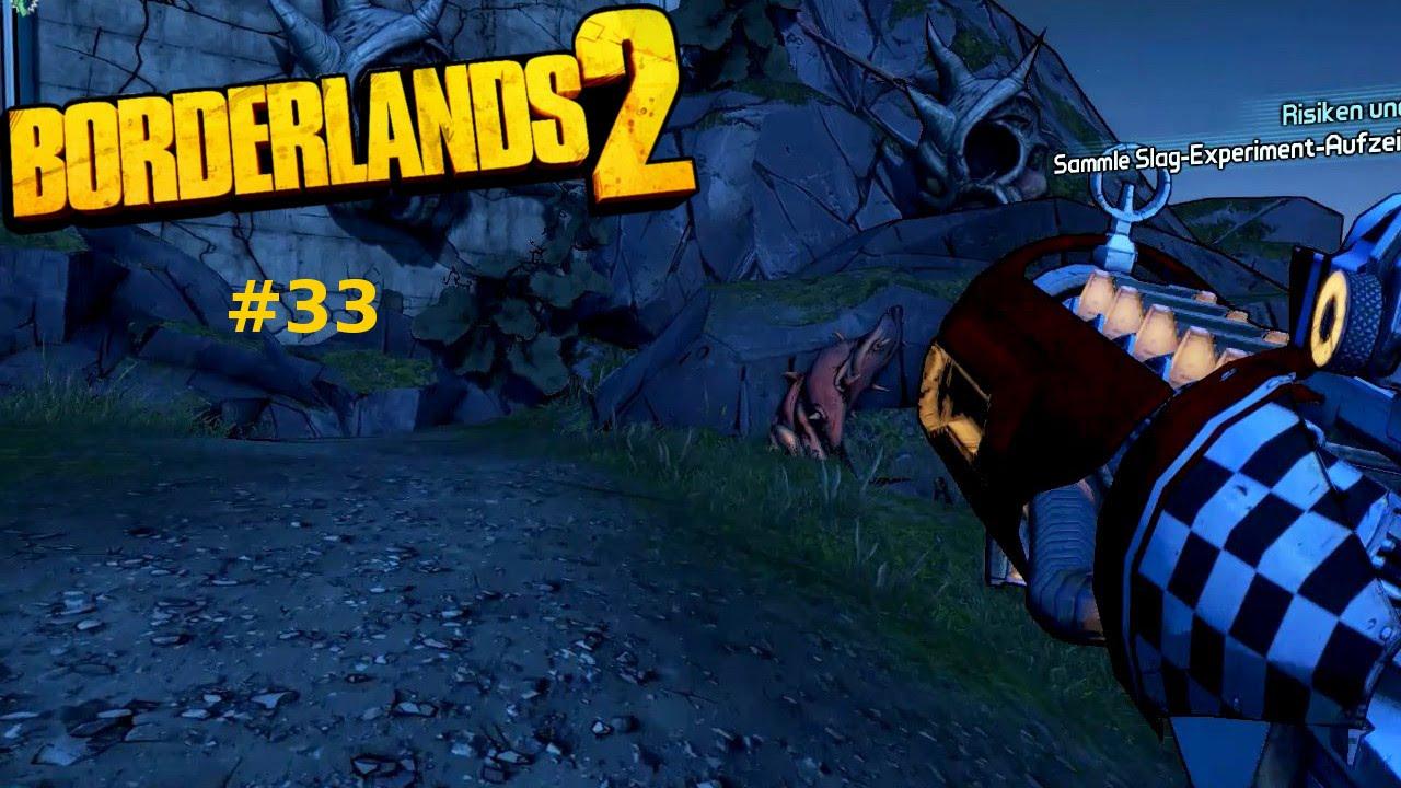 Borderlands 2: Let's Play #33 - Risiken & Nebenwirkungen