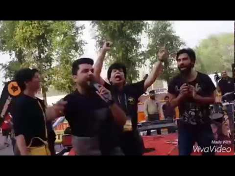 Vande Matram , Zinda hai toh and Sadda Haq live by Rohit Kaundal