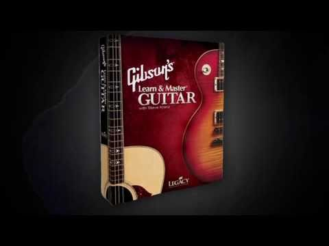 Gibson's Learn & Master Guitar Bonus Workshops