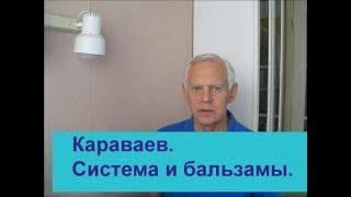 Караваев. Система и бальзамы. Alexander Zakurdaev