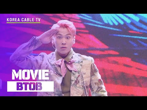 (Korea Cable TV Awards 2017) BTOB 'MOVIE'