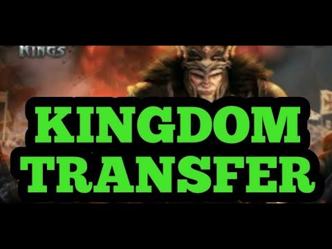 Clash Of Kings - Kingdom Transfer - I Received THREAT Message 🙄🙄 - K1521