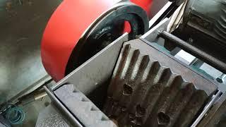 Дробилка щековая видео-обзор - цена 1500 дол США