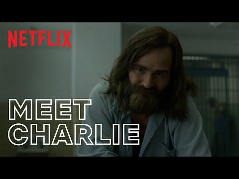 Meet Charles Manson | Mindhunter | Netflix