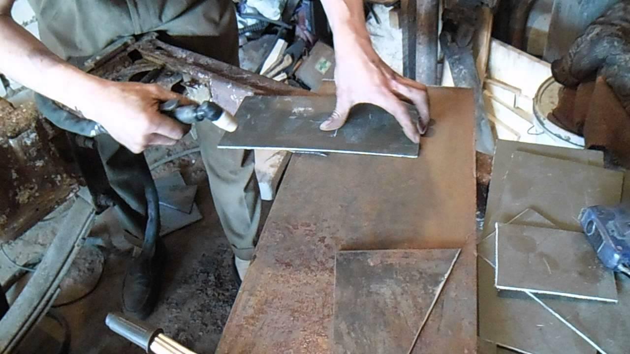 Ремонт рамы газель своими руками видео