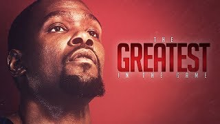 """Kevin Durant 2017 - """"The GREATEST In The Game"""""""