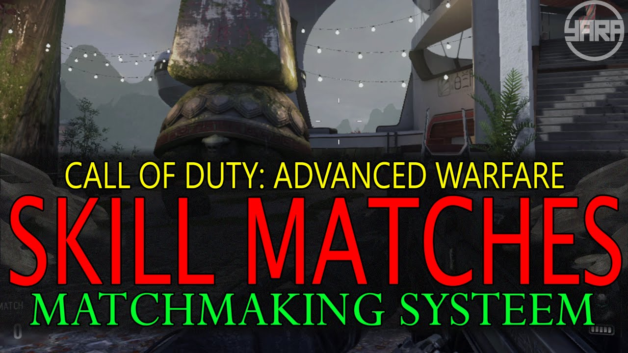 from Kristopher aw skill based matchmaking