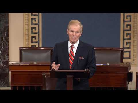 Sen. Bill Nelson discusses GOP Tax Plan on Senate floor - 11.29.17