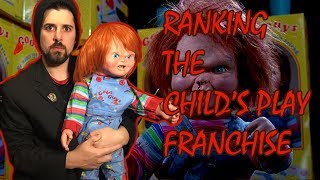 RANKING THE CHILD'S PLAY FRANCHISE (CHRISTIAN'S ULTIMATE LIST) Video