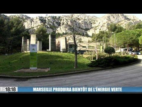 Marseille produira bientôt son énergie verte