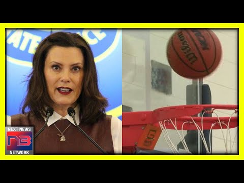 Thousands of Student Athletes in Michigan Protest Gov. Whitmer's Ban on Winter Sports