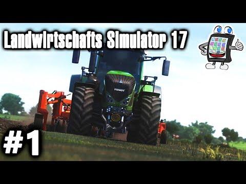 LANDWIRTSCHAFTS SIMULATOR 17 Deutsch #1: UNSERE EIGENE KLEINE FARM! Let's Play mit Kaan