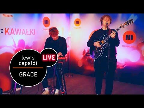 Lewis Capaldi - Grace (Live at MUZO.FM)