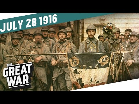 Happy Birthday World War 1 I THE GREAT WAR - Week 105