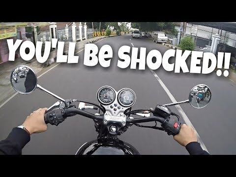 BETTER THAN AN ORCHESTRA!!! | Triumph Bonneville T100 Pure Sound & Test Ride #Motovlog (25)