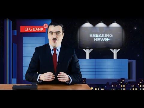 CFG Bank - Votre carte bancaire prête en 15 minutes en agence