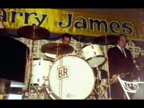 "Harry James And Buddy Rich ""Caxton Hall Swing"" 1956"