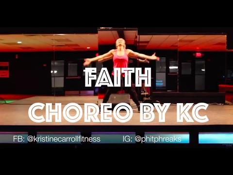 FAITH by Ariana Grande & Stevie Wonder ( SING) -  DANCE FITNESS ZUMBA CHOREO BY KC