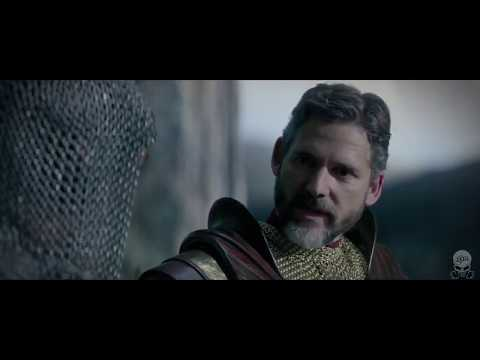King Arthur Legend of the Sword - Uther scene