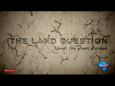 #TheLandQuestion. Namibia. Part 1