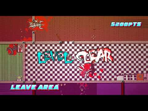 MY FIRST CUSTOM CAMPAIGN IN HOTLINE MIAMI:Ricks Gang EP 1