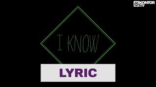 Teo Mandrelli - I Know (Official Lyrics Video HD)