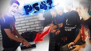 Que pasa si Jugamos PS4 en la UNIVERSIDAD! 😱