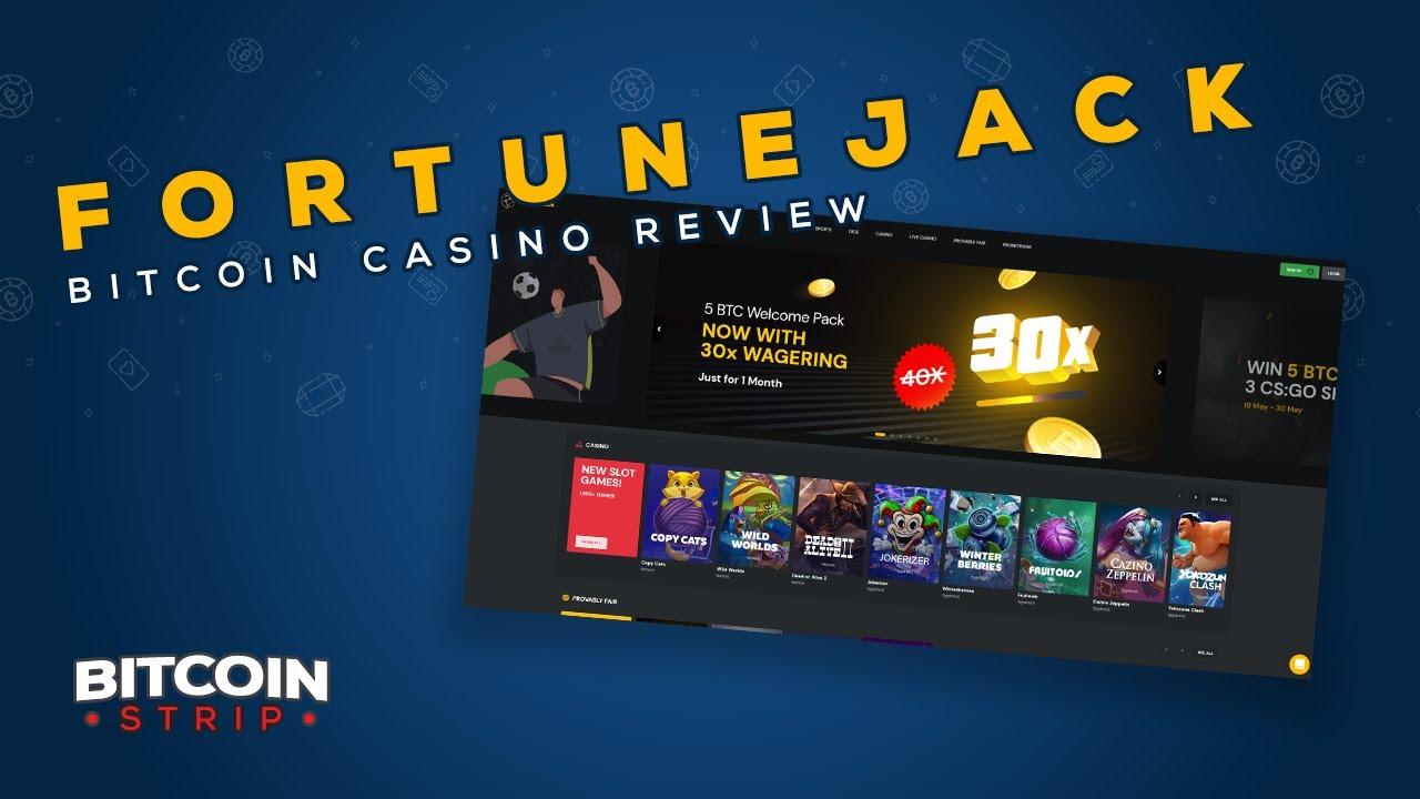 Fortunejack mobile apps