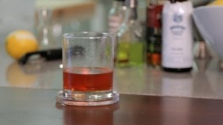 How To Make A Sazerac | Cocktail Recipes