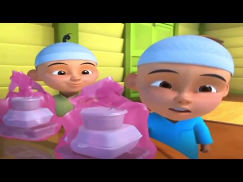 Upin Ipin Terbaru - The Best Cartoons - Upin & Ipin Full Best Compilation Episodes Cartoon #5