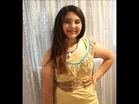 Pocahontas Costume/Makeup Tutorial thumbnail