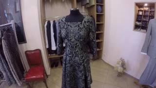 Качественный пошив платья на заказ. Как шьют красивые платья в салоне Игоря Пронина.(, 2016-05-31T15:36:06.000Z)