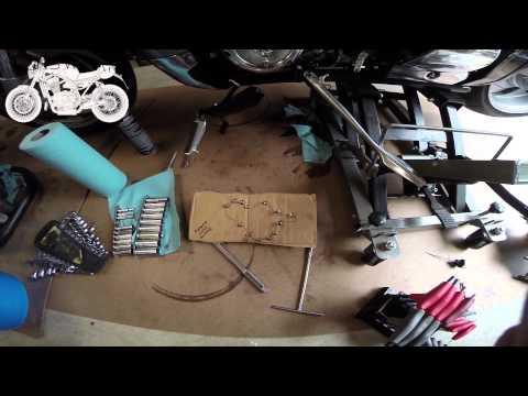 MaksWerks Garage – Suzuki M109R Stator Cover Replacement DIY