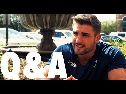 Q & A WITH RYAN TERRY