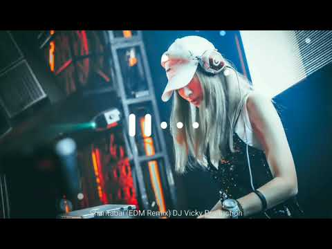 Shantabai Edm Mix Dj Vicky Production