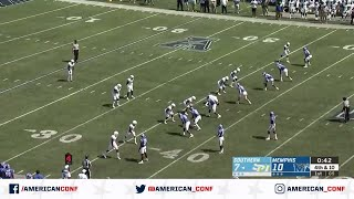 2019 American Football Highlights - Southern v Memphis Video