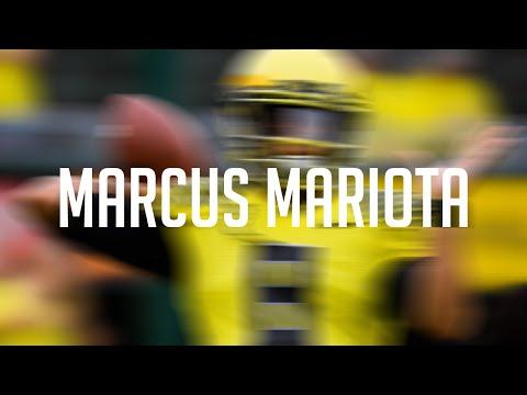 Marcus Mariota Highlights | 720 HD