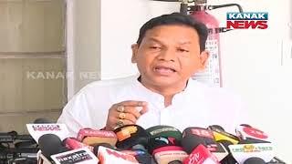 Opposition Leader Pradipta Naik Alleges 80 Crore Khadi Board Scam