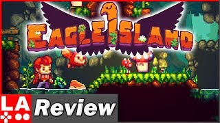 Eagle Island Game Review | (Nintendo Switch / PC) (Video Game Video Review)