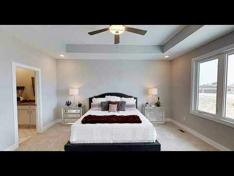 "3D VIDEO TOUR: Kimberley Development's Ranch Floorplan - ""Austin Plan"""