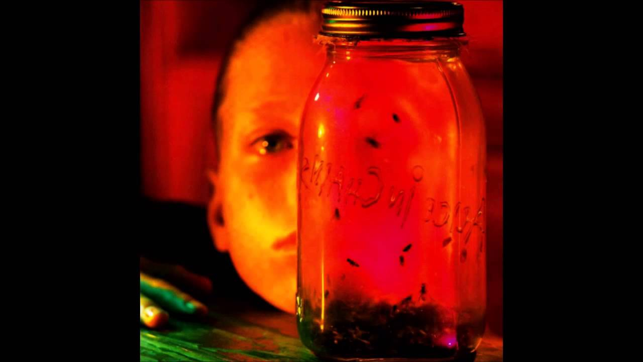 alice in chains album covers