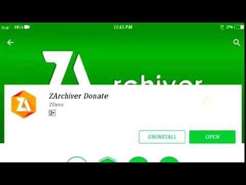 🙏Download 🙏 ZArchiver Donate pro free apk