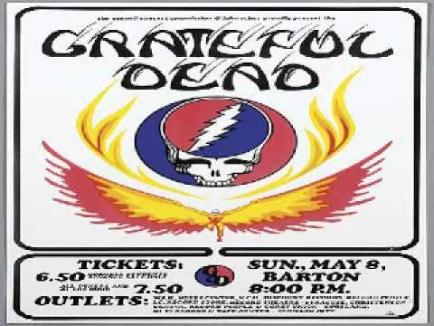 Grateful Dead - Scarlet Begonias / Fire on the Mountain 5/8/77