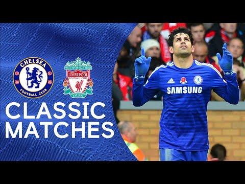 Liverpool 1-2 Chelsea |  Diego Costa's goal extends his unbeaten streak |  Classic match