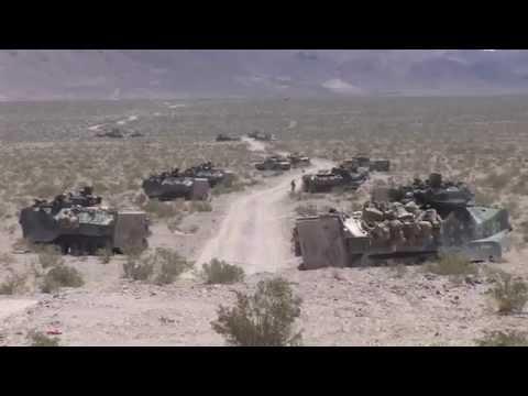 Marine Corps, Exercise Desert Scimitar 2014